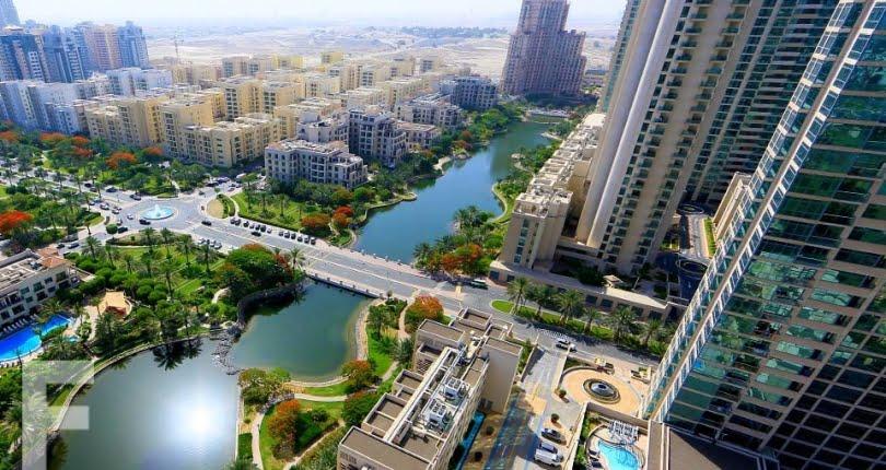 The Views Community in Dubai