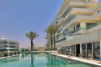 Pay 30% and Move in High floor Burj Khalifa View